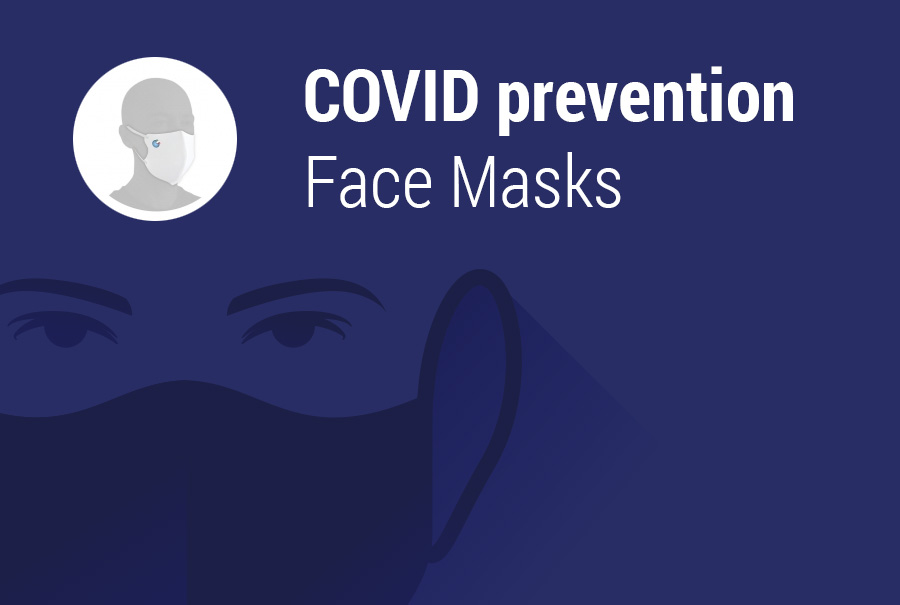 COVID prevention - Face Masks